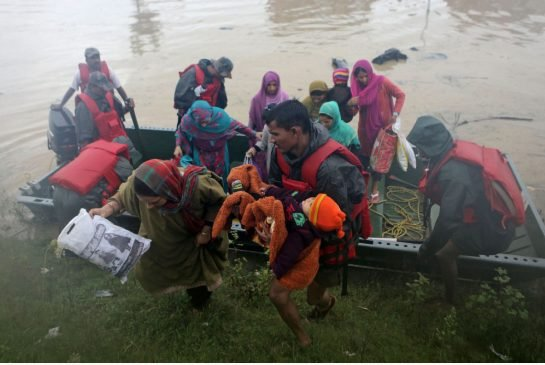 Food & Medical Relief for Flood Victims Pakistan