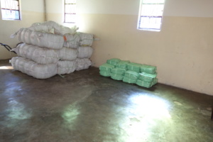 Long-lasting insecticide treated nets