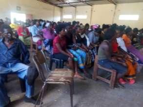 Malaria prevention event