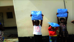 Mosquito nets will keep children safe from malaria