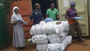 Keeping communities malaria free