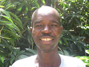 Bibmoi Boursai, EFA-trained HIV Peer Educator
