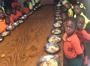 A healthy meal keeps the kids learning after lunch