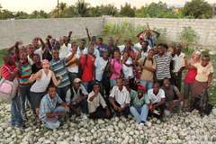 """A Big """"Thank you"""" from Haiti!"""