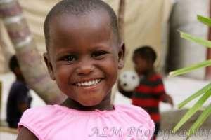 Bodlina is full of big smiles