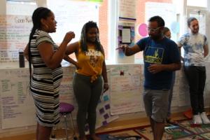Inspired Teacher training in action