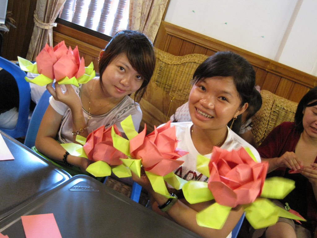 Empower At-Risk Girls in Cambodia