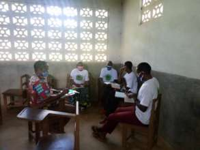Focus Group During World Okapi Day