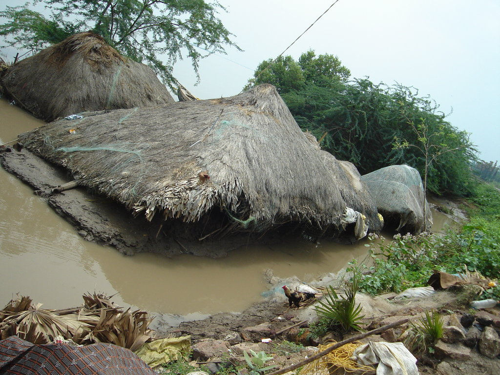 Provide housing to 298 flood victims in India