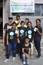 Buklod Ng Kabataan's leaders!