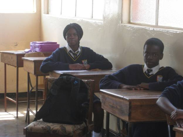 Sponsor Margaret's High School Education in Zambia