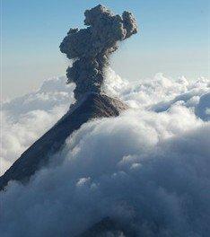 Annual Volcano Challenge for Underprivileged Kids