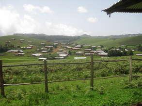 Mbosha village