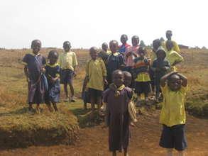 Mbosha children
