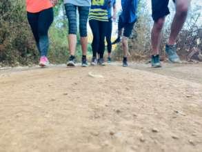 Exercise-athon Fundraiser - Running