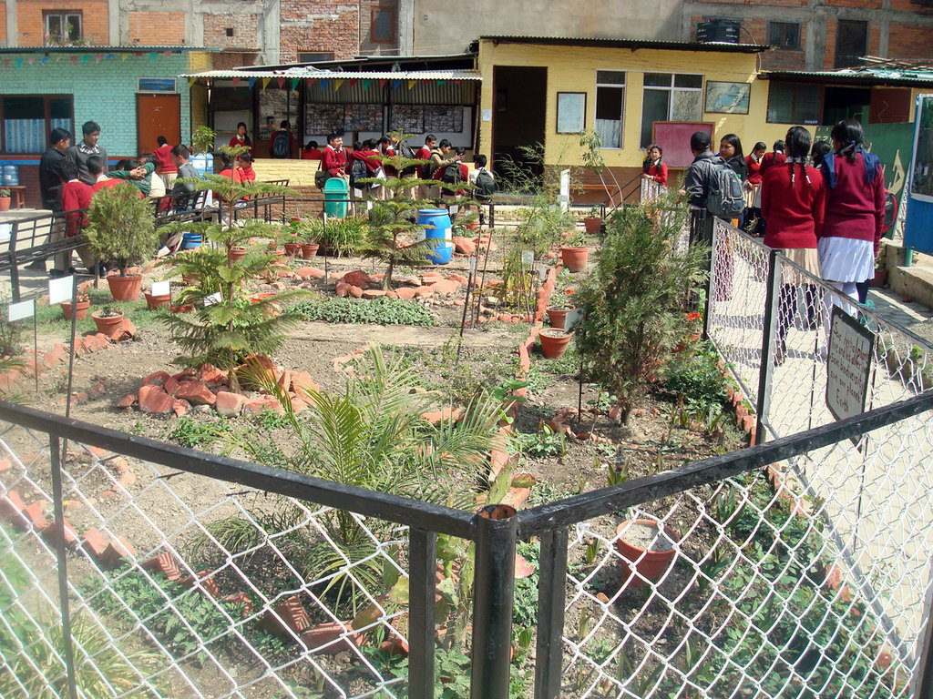 School Environment Improvement Program - Nepal