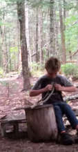Making a Bow Drill