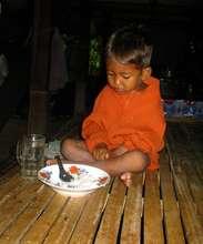 Seng Ho - dinner time.