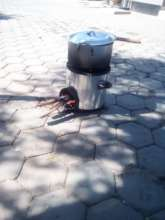 A Clean Cooking Stove