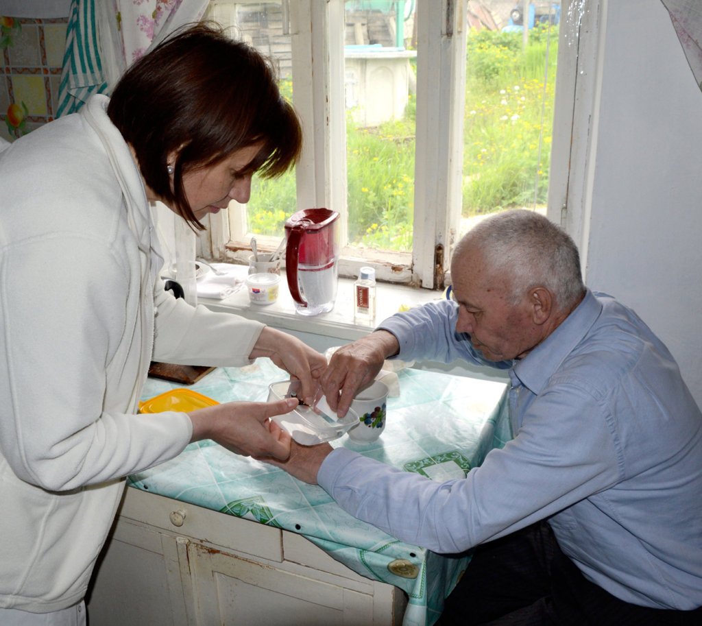Support 150 Tuberculosis Patients in Moldova