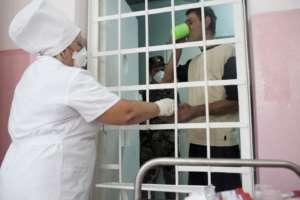 Prisoner Treatment