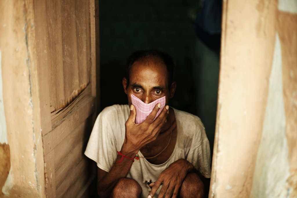 Treating 3500 Poor TB Patients in India & Cambodia