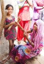 Community Beneficiaries - Rural India