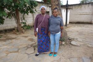 Grandma with child