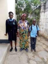 A Zambian family
