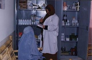 Building a Nutrition Clinic in Rural Afghanistan