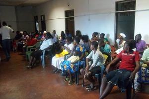 HIV/Aids outreach