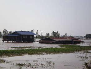 Flash Floods in Thailand
