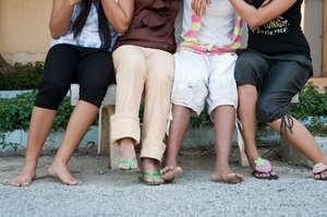 Women at Hagar's Shelter in Cambodia