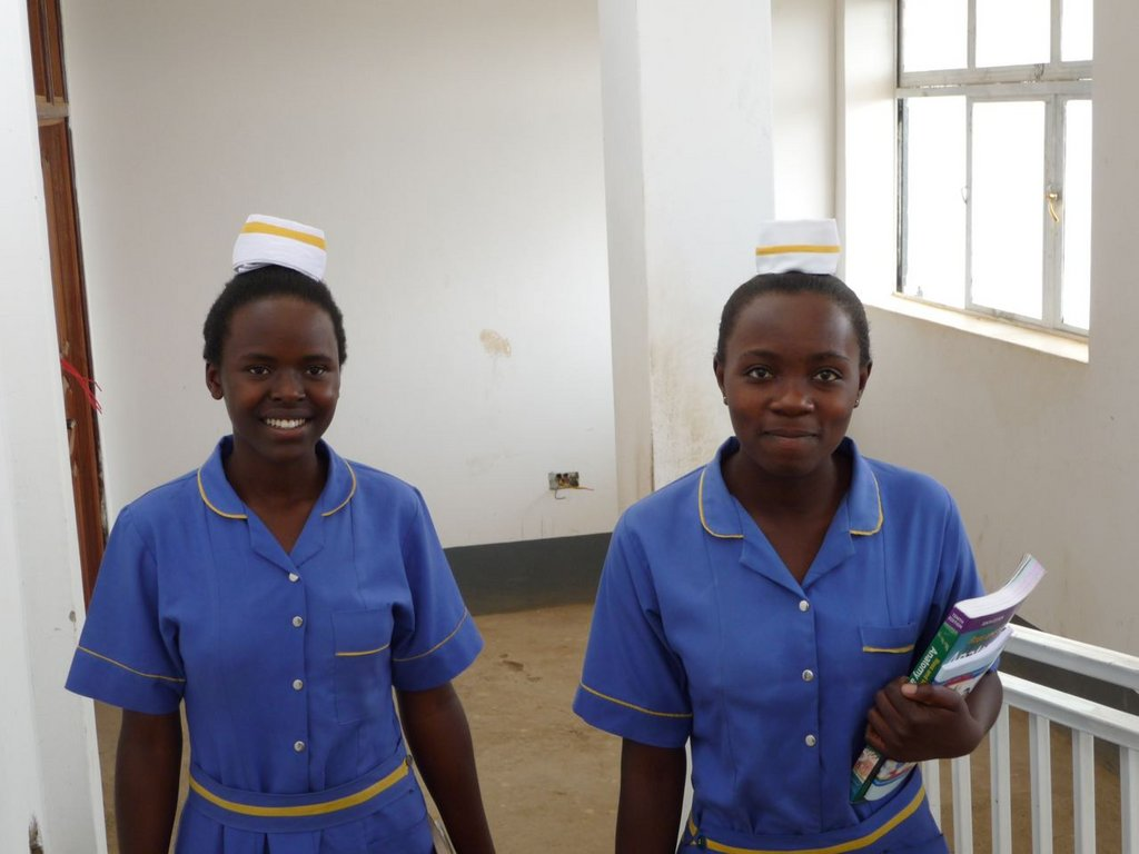 Help Ugandan Youth Earn Nursing Certifications