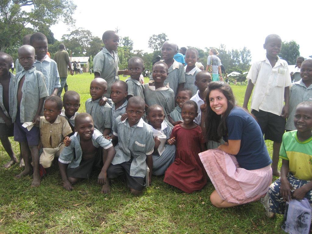 Help US Students Finish Classrooms in Uganda