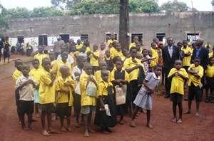 Ugandan Students