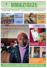 UMAZISIZE Issue 3 2016 - Keeping children safe