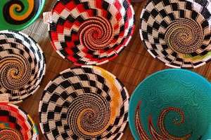 Making and selling hand craft to generate income