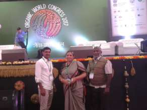 ET Team at the Congress