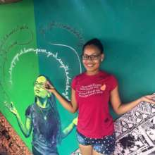 The Rights of the Children held by Viviana, 16,