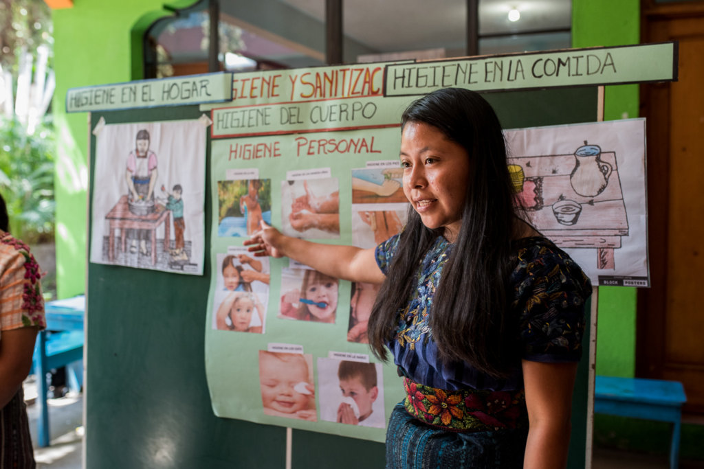 Improving Maternal-Infant Health for Mayan Women