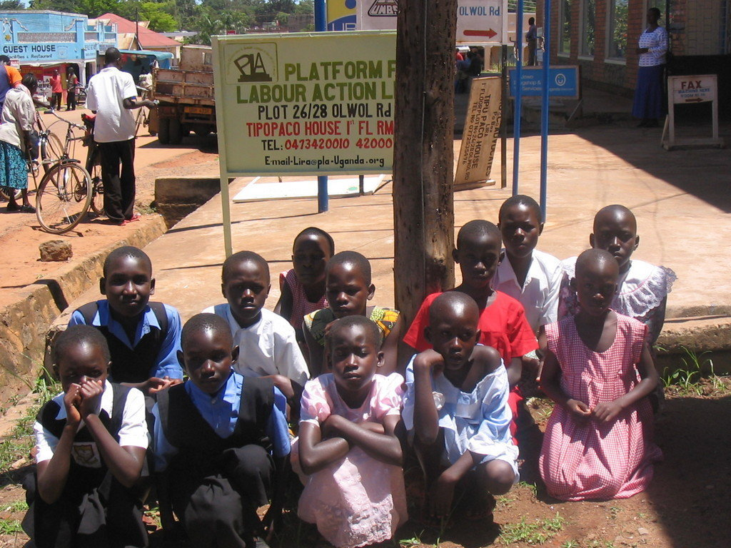 Educate 200 War & HIV/AIDS-Orphaned Ugandan Girl