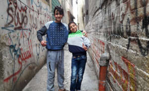 Balata Refugee Camp, Nablus, Palestine