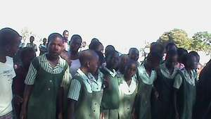 Magaya School Children, 2009