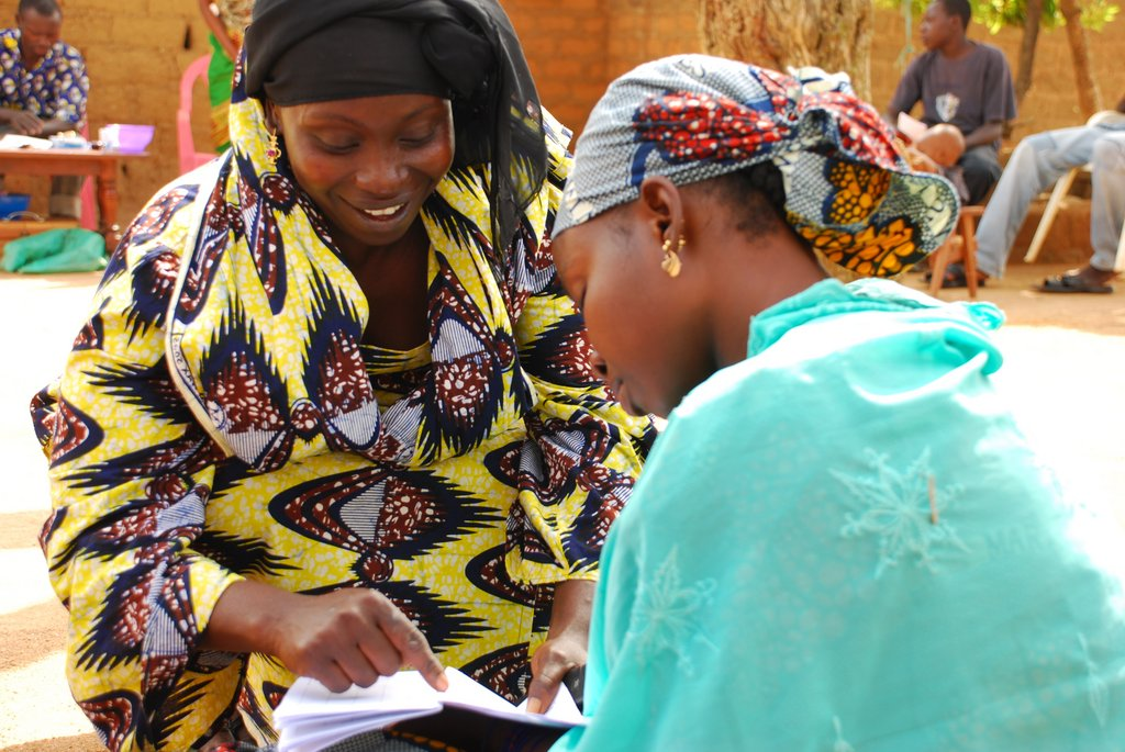 Central Africans Save Their Way to a Better Future