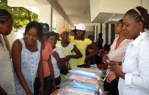 Haiti Distribution