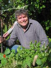 Rob in micro-farm at home