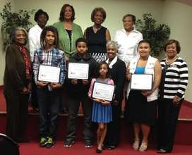 Students who attended speciality camps in Durham