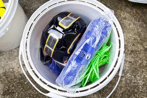 Gamechanger Bucket Kit Contents