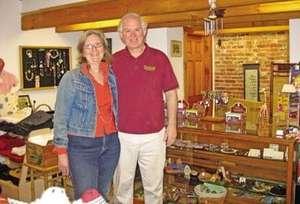 Fa La Lo Owners Liz Wright and Scott Segee